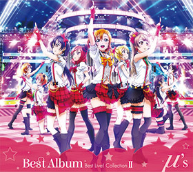 μ's  『μ's Best Album Best Live! Collection Ⅱ』