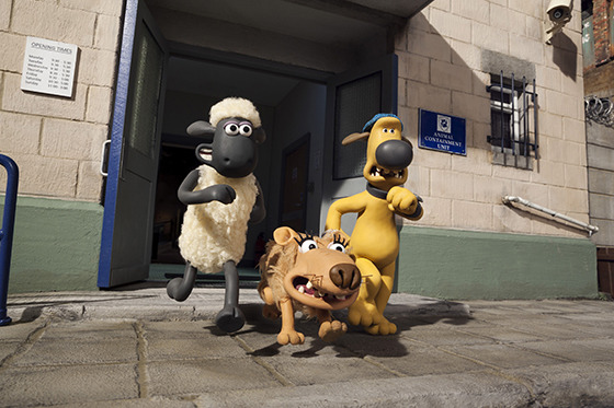 ダッシュ、したのに…/(C)2014 Aardman Animations Limited and Studiocanal S.A.