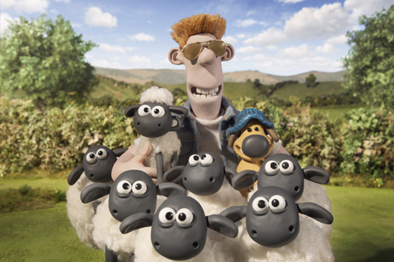 (C) 2014 Aardman Animations Limited and Studiocanal S.A.