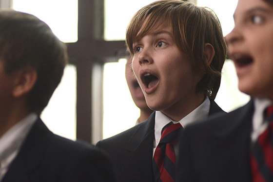 (C)2014 BOYCHOIR MOVIE, LLC.  ALL RIGHTS RESERVED. (C)Myles Aronowitz 2014