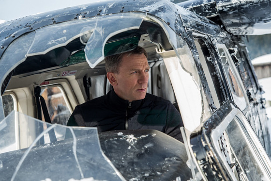 SPECTRE (c) 2015 Metro-Goldwyn-Mayer Studios Inc., Danjaq, LLC and Columbia Pictures Industries, Inc. All rights reserved