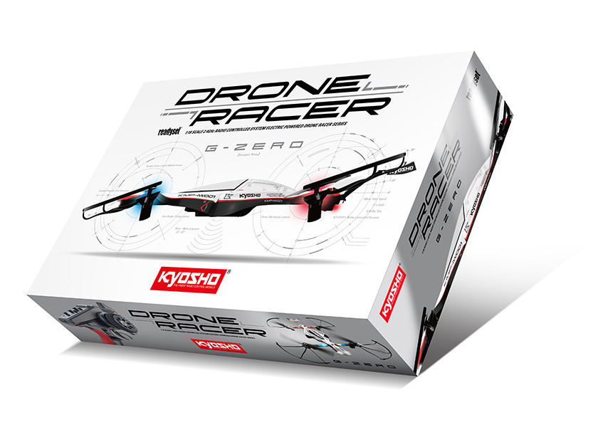 「DRONE RACER」