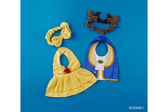 DISNEY Collection Beauty and The Beast