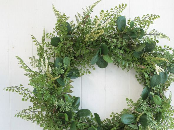 FLYMEe Blanc / フライミーブラン MIX REAVES WREATH<