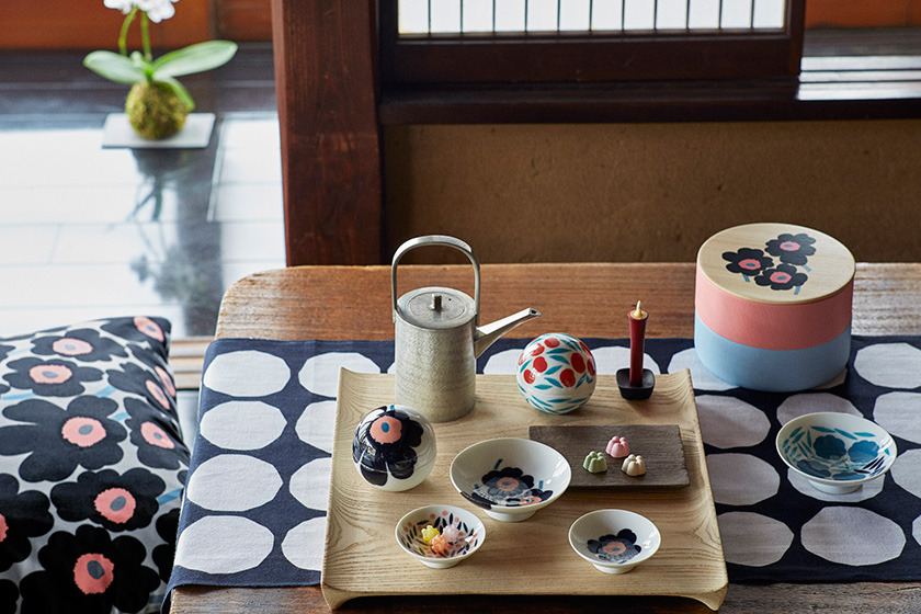 Marimekko pop up shop 「We love Japan - The Isetan edition - 」