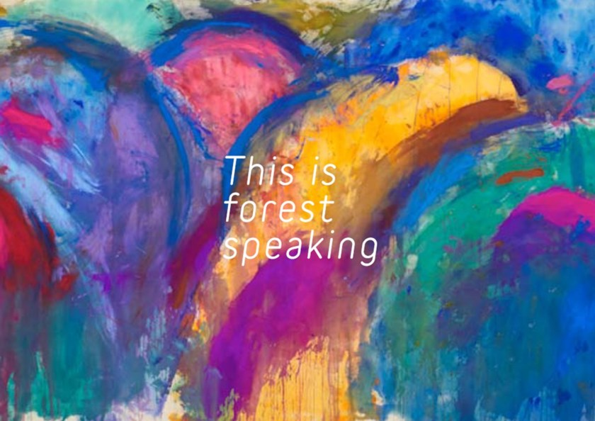 『This is forest speaking~もしもし、こちら森です~』