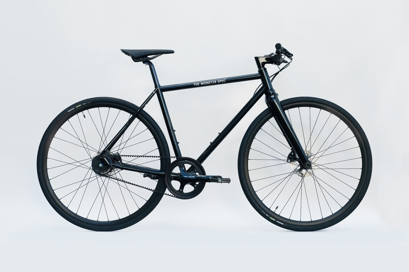 "「THE MONSTER SPEC(R) BIKE ""ALLROUNDER""」"