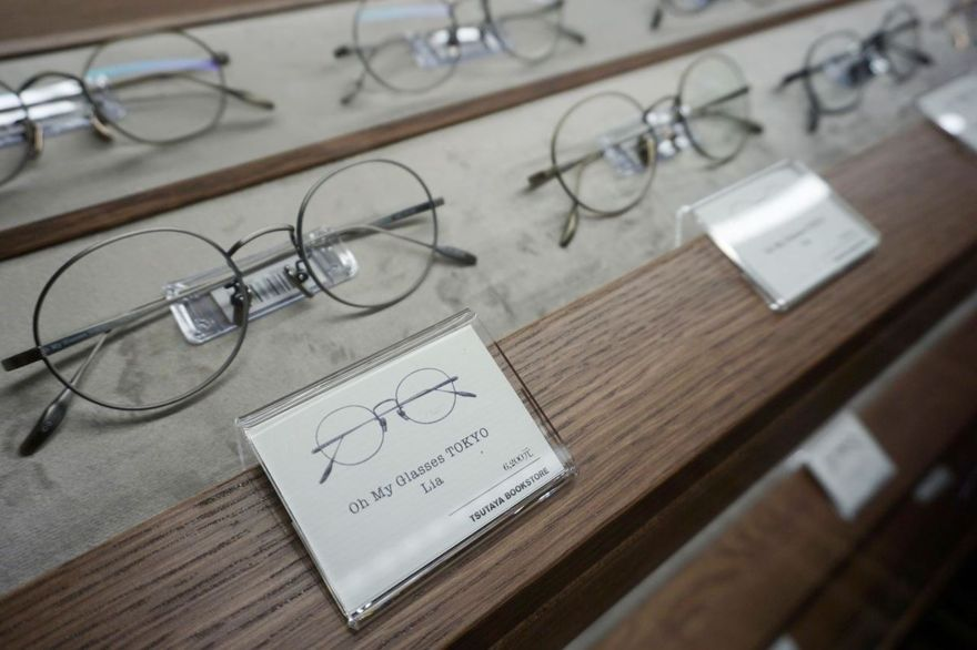 「Oh My Glasses TOKYO」