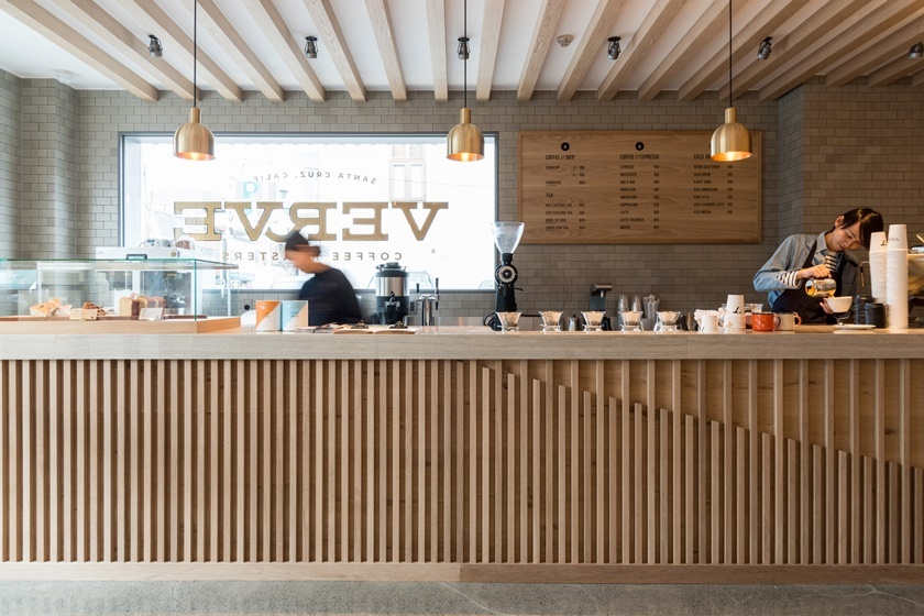 「VERVE COFFEE ROASTERS」