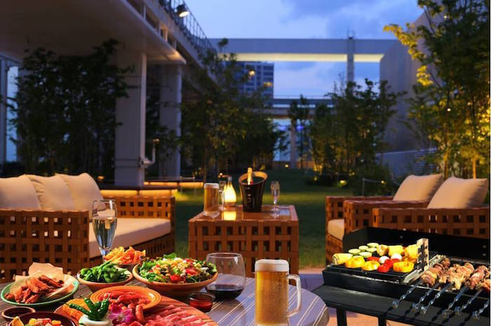 ARK HILLS SOUTH TOWER ROOFTOP LOUNGE ~六本木BBQビアガーデン~